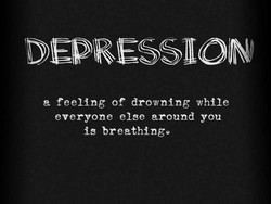 DEpRESSlON 