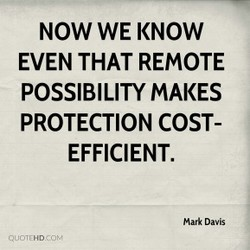NOW WE KNOW 