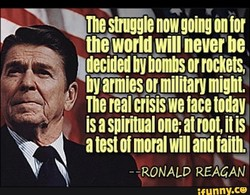 The struggle now going on for 