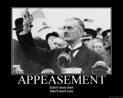 APPEASEMENT 