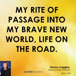 MY RITE OF 