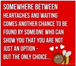 SOMEWHERE BETWEEN 