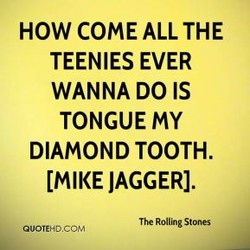 HOW COME ALL THE 
