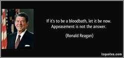 If it's to be a bloodbath, let it be now. 