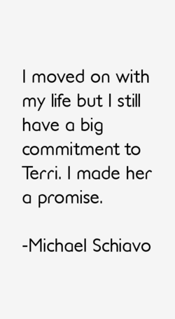 I moved on with 