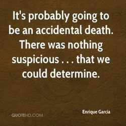 It's probably going to 