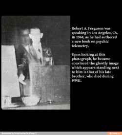 Robert A. Ferguson was 