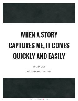 WHEN A STORY 
