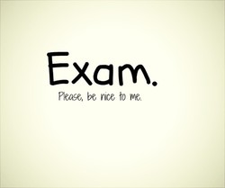 Exam. 