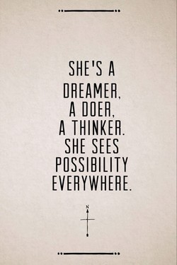 SHE'S A 