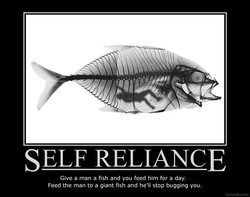 SELF RELIANCE 