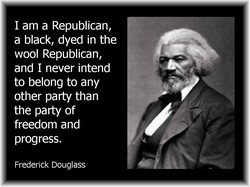 I am a Republican, 
