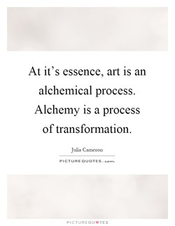 At it's essence, art is an 