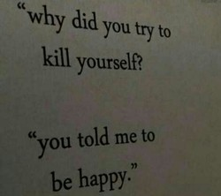 ' c why you try to 