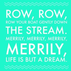 ROW, ROW, 