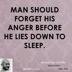 MAN SHOULD 