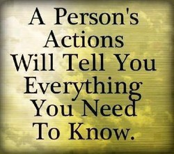 A Person's 