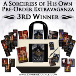 A SORCERESS OF HIS OWN 