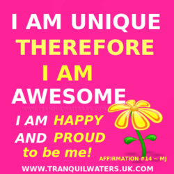 I AM UNIQUE 