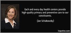 Each and every day health centers provide 