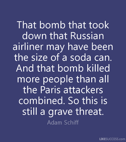 That bomb that took 