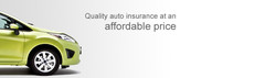 Quality auto insurance at an 