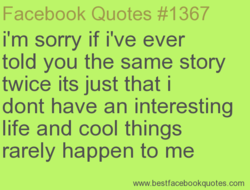 Facebook Quotes #1367 