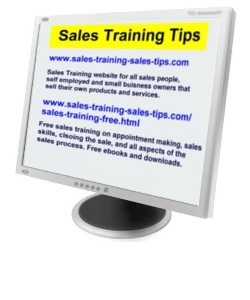 Sales Training Tips