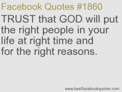 Facebook Quotes #1860 