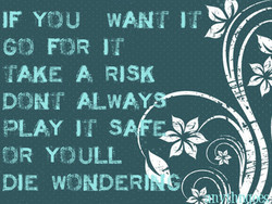 IF you WANT IT •O 