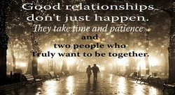 relationships— 