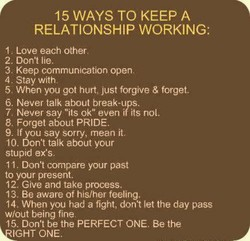 15 WAYS TO KEEP A 
