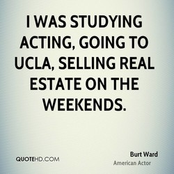 I WAS STUDYING 