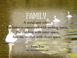 A social unit where 