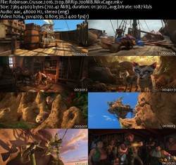 File: Robinson .Crusoe.2016.72 op. BRRi p.700MB.Mk vCage.mk v 