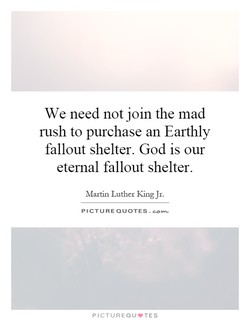 We need not join the mad 