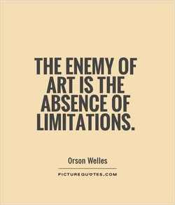 THE ENEMY OF 