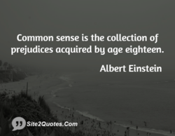 Common sense is the collection of 