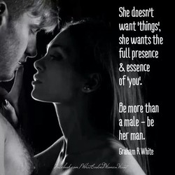 She doesnt 