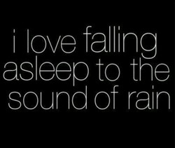 i love falling 