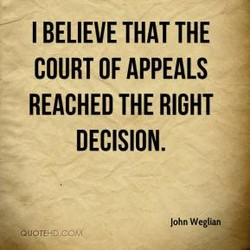 I BELIEVE THAT THE 