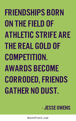 FRIENDSHIPS BORN 