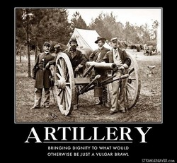 ARTILLERY 