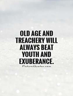 OLD AGE AND 