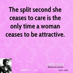 The split second she 