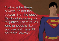 Always. It's not the 