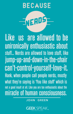 BECAUSE 