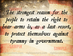 The strongest reason for the 
