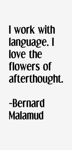 I work with 