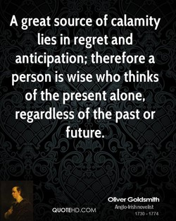A great source of calamity 